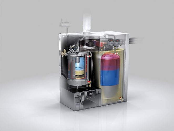 Condensing Oil Boiler is best for domestic and commercial places