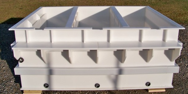 custom plastic tank fabrication