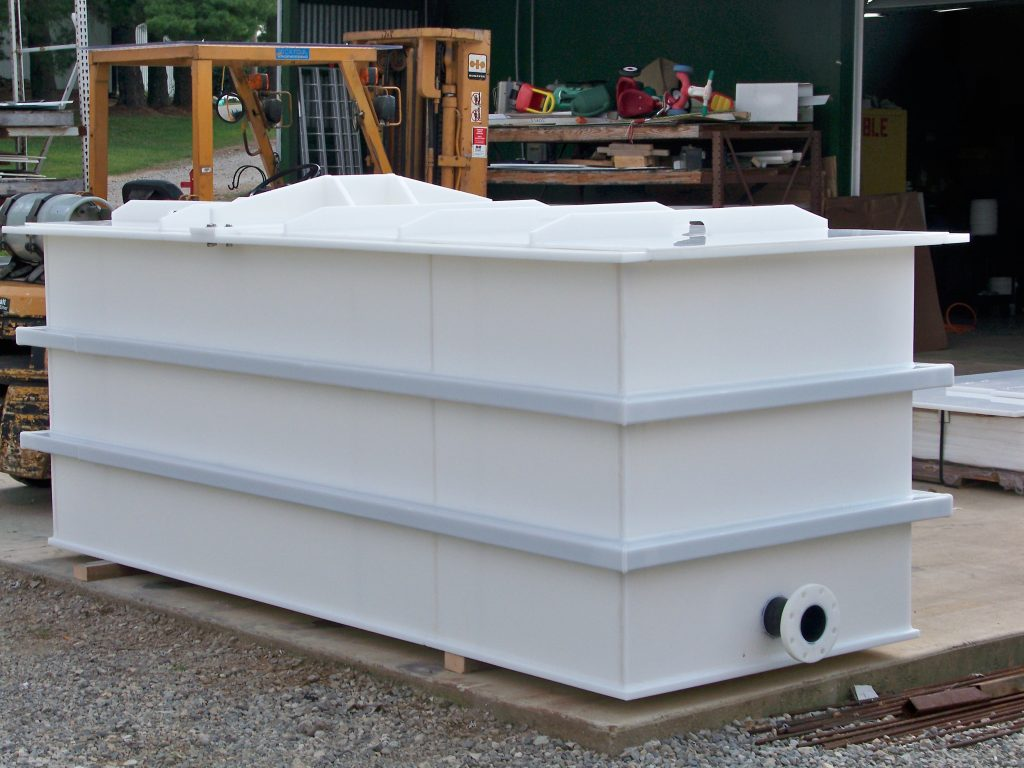 custom plastic tank fabrication