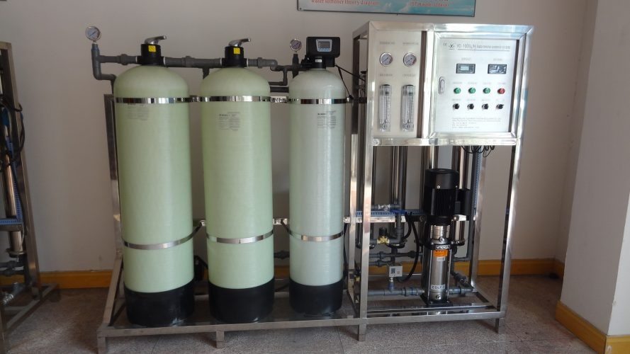water purification system grants pass
