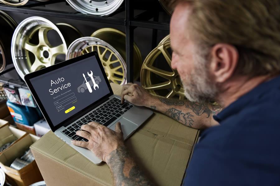 online car parts purchase