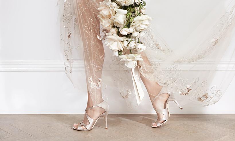 Comfortable Wedding Heels for Your Wedding Occasion