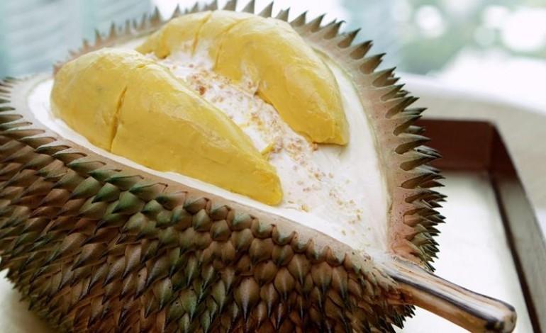 mao shan wang durian puff