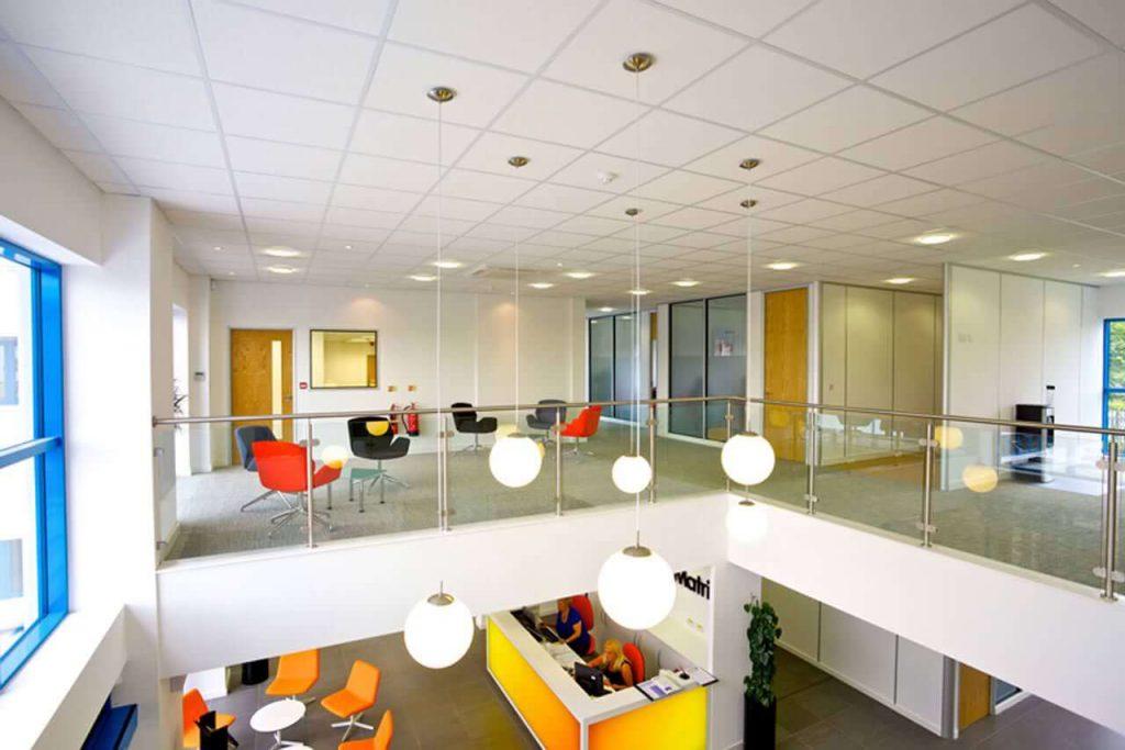 commercial interior design company