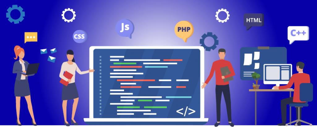 New software application development