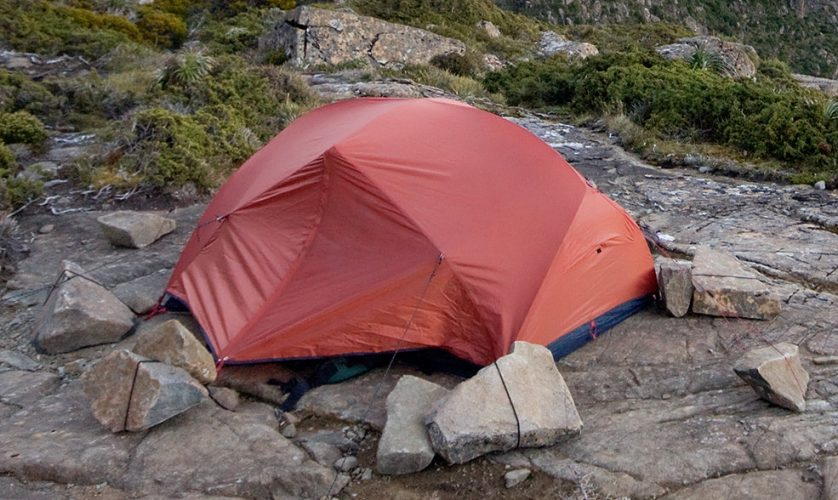 Try dome, tunnel, and Geodesic-shaped tents!