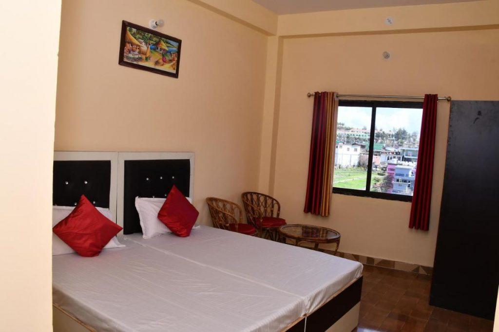 rental for hotel room