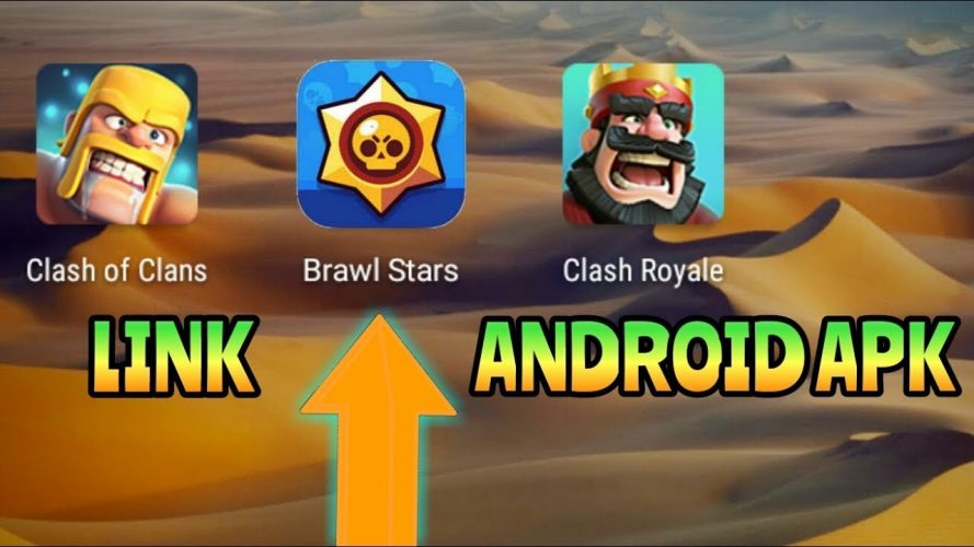 Discovering Brawl Stars APK for your Android device