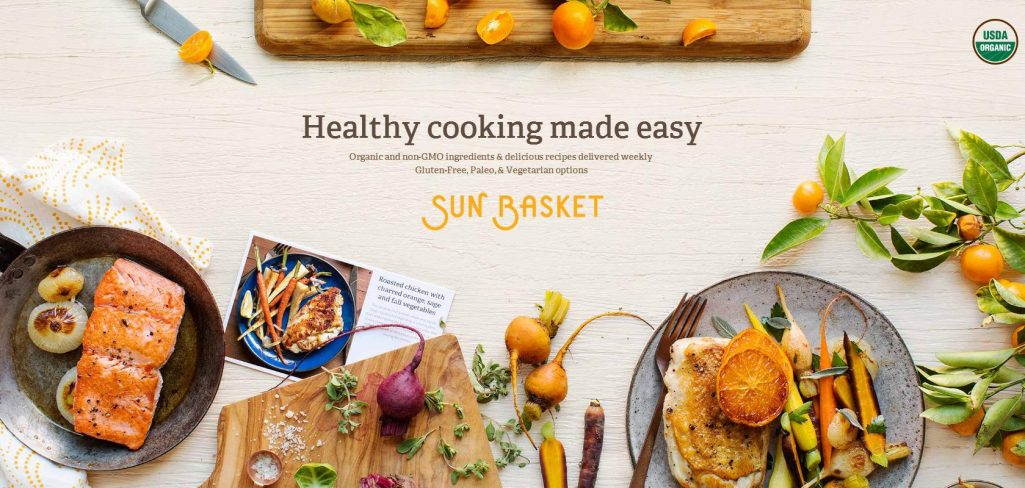 Sun Basket The Meals You Need At The Time You Want It