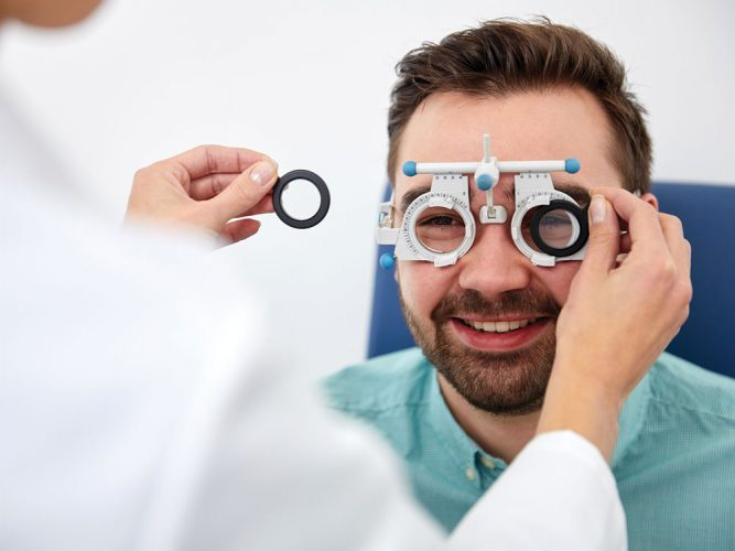 Availability Of Trust Worthy Eye Care Center