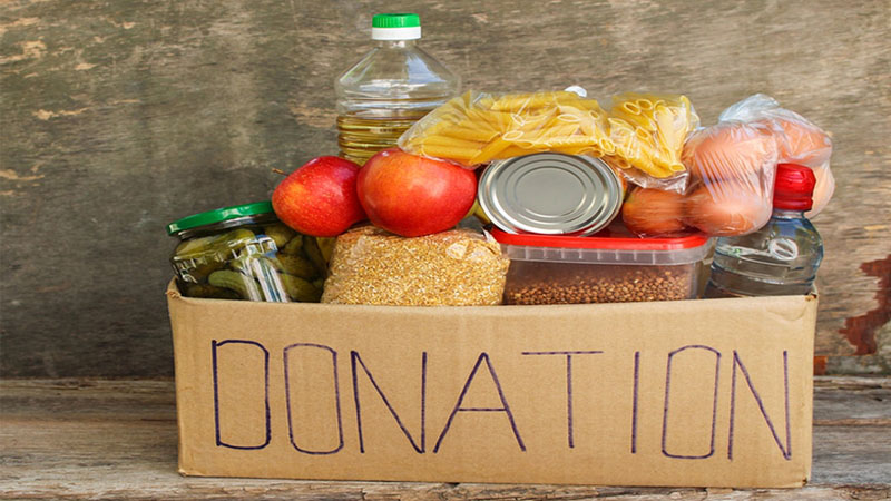 Want to do food donation in Singapore